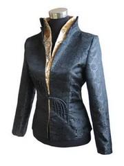 Жаккардовый пиджак,  размер XL
