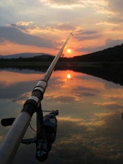 Рыбалка в Камень-на-Оби на реке Обь