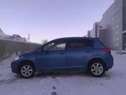 Продам или меняю на гараж  Nissan Tiida,  2004 года,