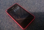 Nokia X Dual Sim (красный)