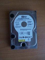 Жесткий диск IDE Western Digital WD2500 250 Гб