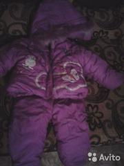 Зимние тёплые костюмы