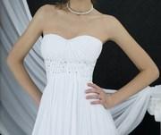 Платье А-силует,  греческое