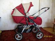 Продаю детскую коляску Geoby