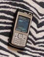 Продаю мобильный телефон Nokia N70-1